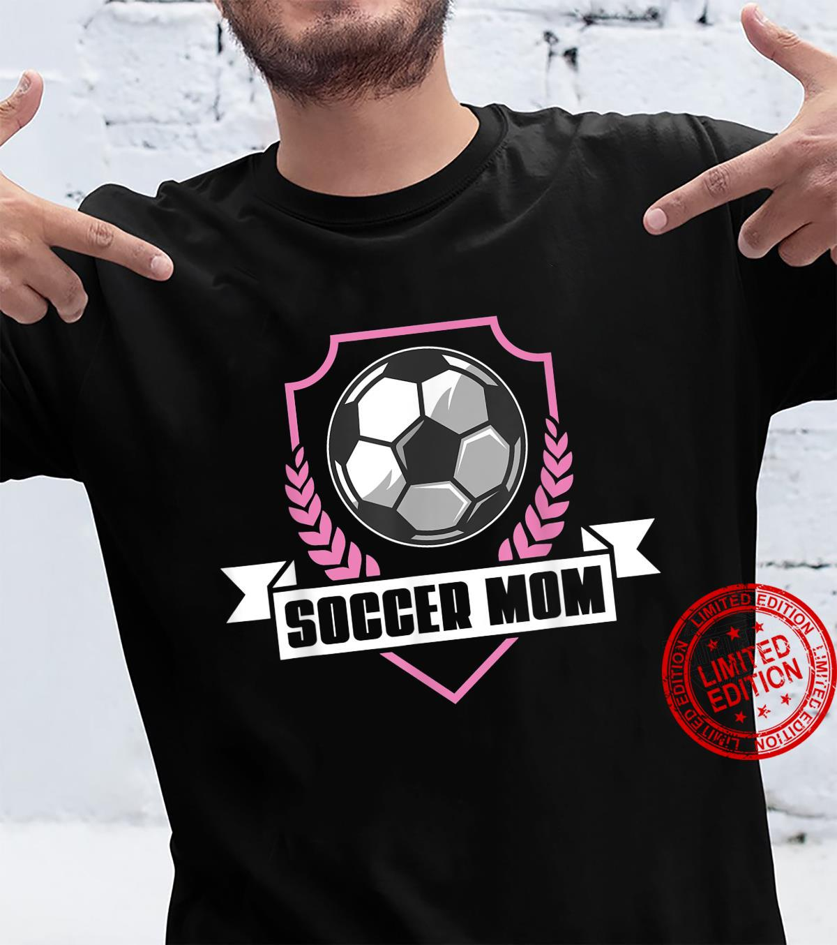 Mama Mommy Mothers Day Soccer Mom Shirt