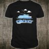 BOATING Coming In Hot Pontoon Boat Owner Boating Shirt