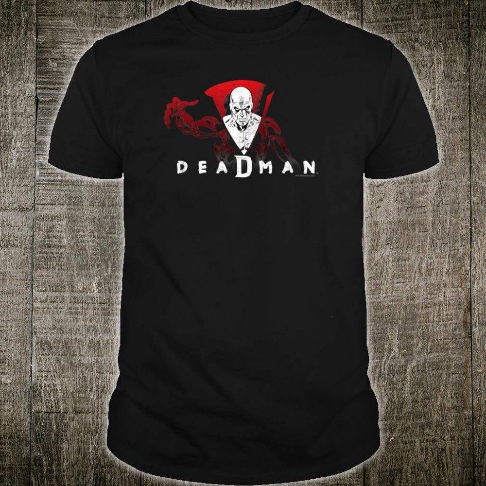Justice League Deadman Shirt