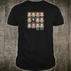 Stephen King's IT Pennywise all face shirt